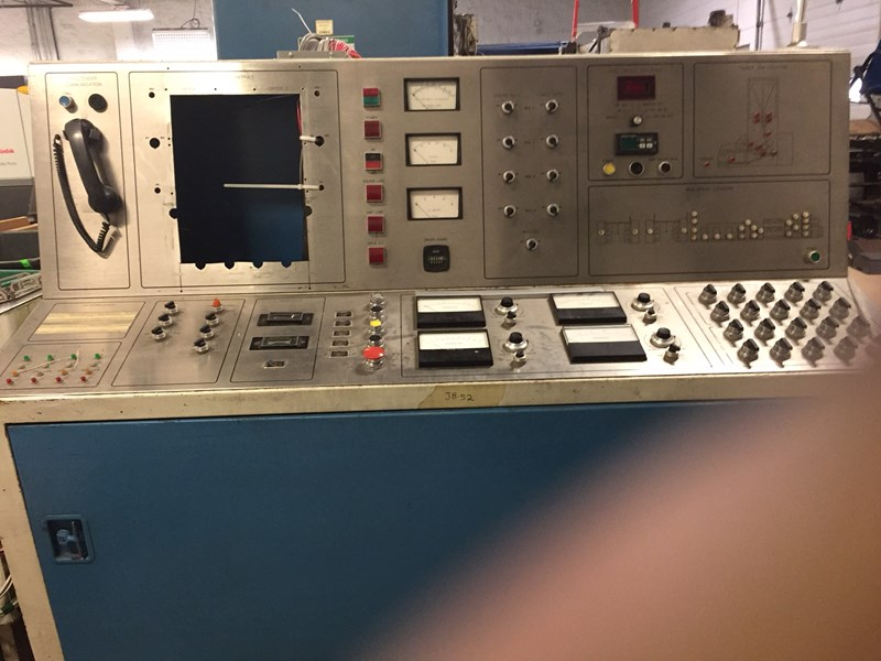 1982 Harris M120 (5) Unit (2) Web Press
