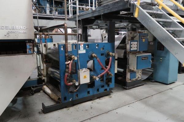 1998 Heidelberg M1000BE (5) Unit (1) Web Offset Press