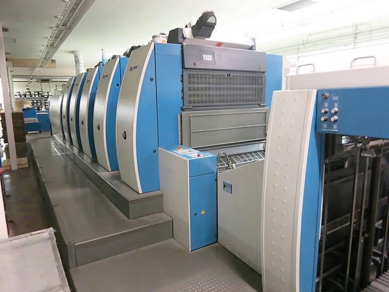 2011 KBA Rapida 106 SIS-5+L CX PWVA ALV2