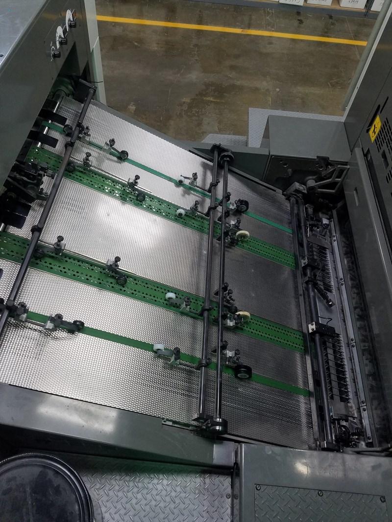 2007 KOMORI LS540+CX SERIES 45