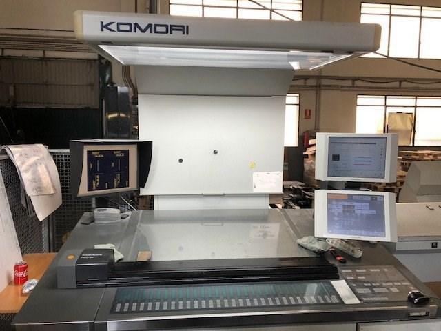 2008 Komori LS-540+CX