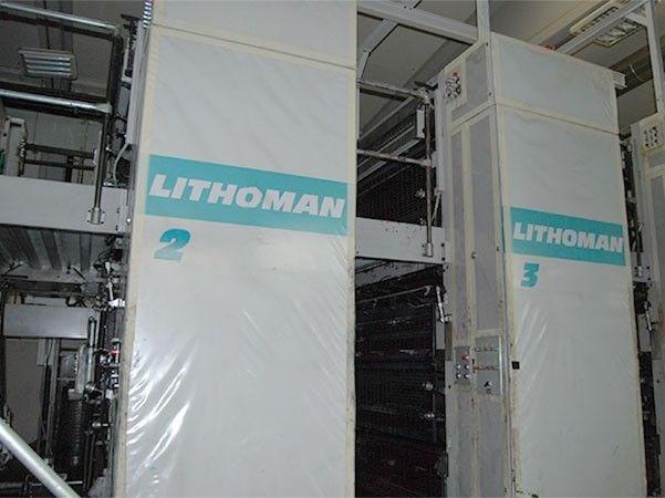 MANRoland Lithoman IV