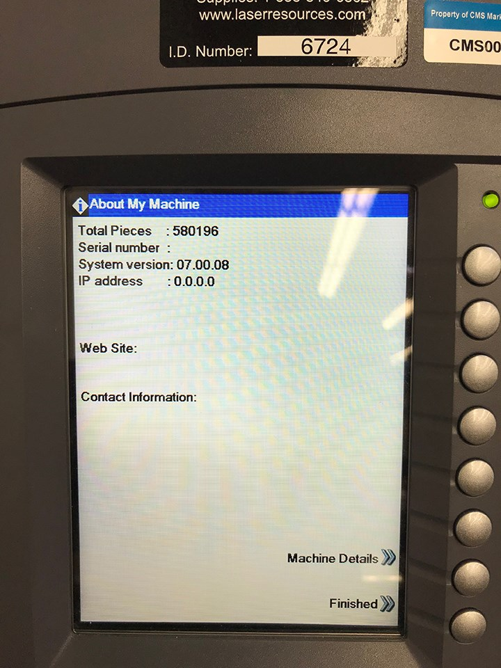 Pitney-Bowes Relay 8000 Inserting System
