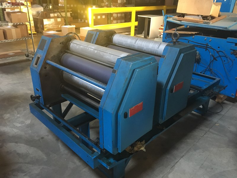 1997 Sanden Model 927 (2) Unit Press