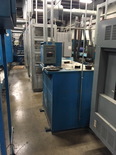 SANDEN 10-COLOR PRESS