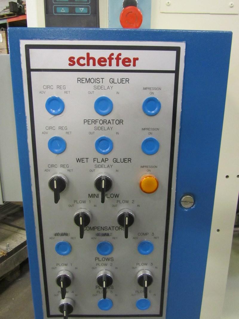 Scheffer Series III Rotary Cutter