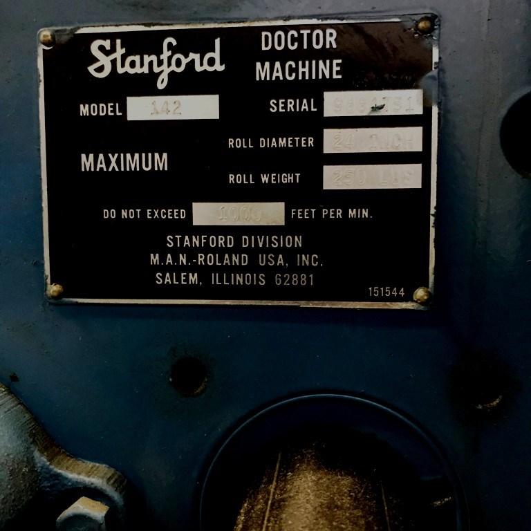 """30"""" Stanford 142 Doctor Machine"""