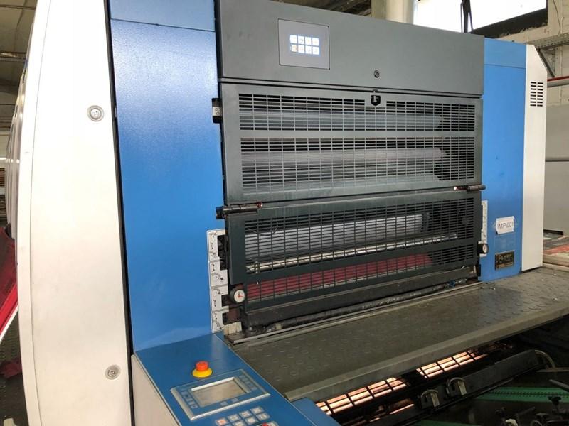 KBA RA 105-6+L CX FAPC ALV2 + UV