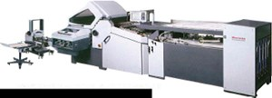 "2009 Horizon AFC 744KT automatic 29"" x 51""folder"