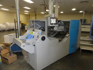 Muller Sigma Md. 1585 auto set up perfect binder