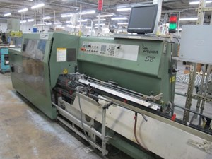 Muller Prima SB saddlestitching line