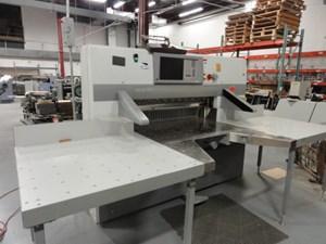 """2006 Polar 115X 45"""" paper cutter"""