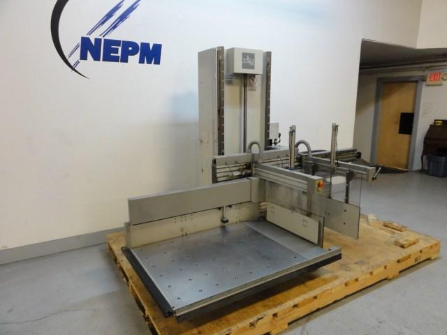 Polar 1ER110-4 transomat loader/unloader