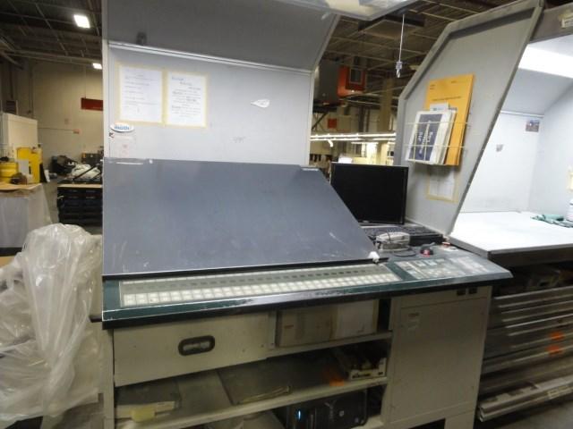 1999 Akiyama JPrint 5P 540 offset press