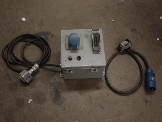 MBO self control power unit