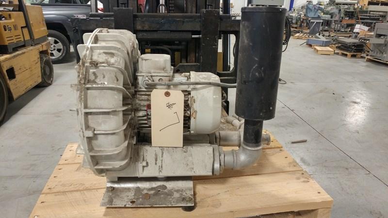 Esam media jet turbine style pump blower