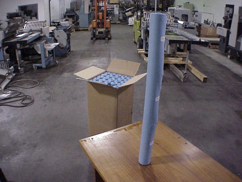 Heidelberg CD 74 - box blanket, wash up rolls, SM 74 #1837 DuPont system