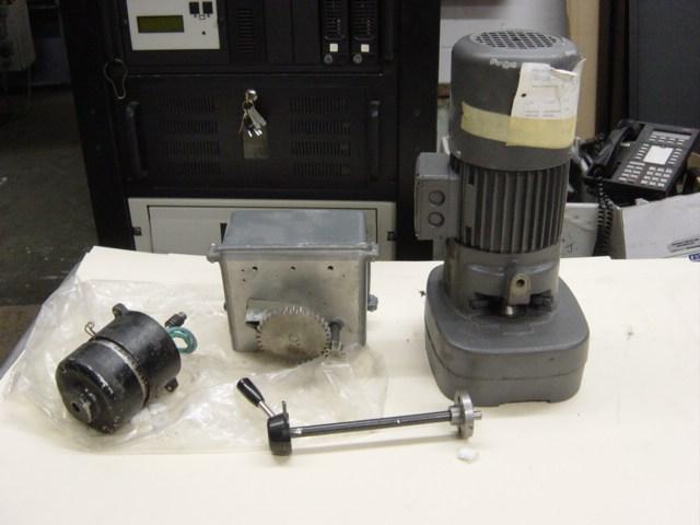 Heidelberg  - S press feeder motor