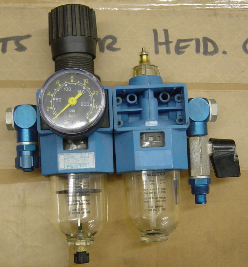 Heidelberg  - regulator air/oil