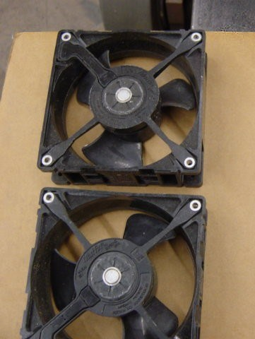 Heidelberg - delivery electric blow down fans