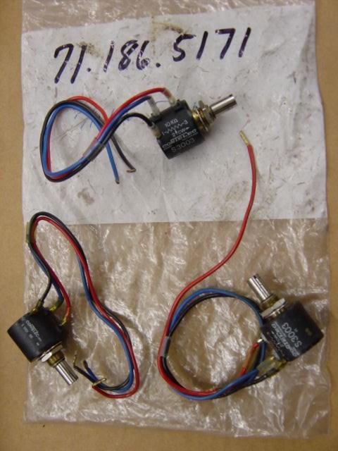 Heidelberg - 10 K Potentiometer Contelec