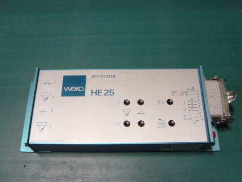 Heidelberg Weko HE25 control box for Heidelberg