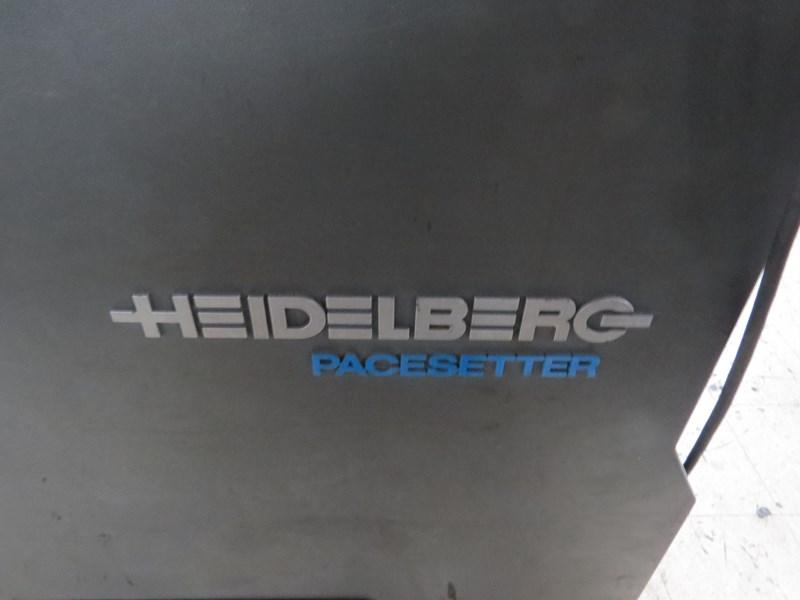Heidlberg Pacesetter 705A saddlestitcher