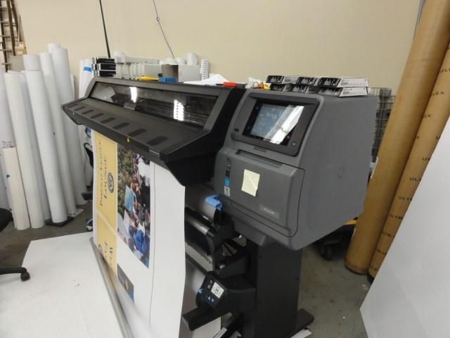 "Hewlett Packard Latex 360 64"" roll fed printer"