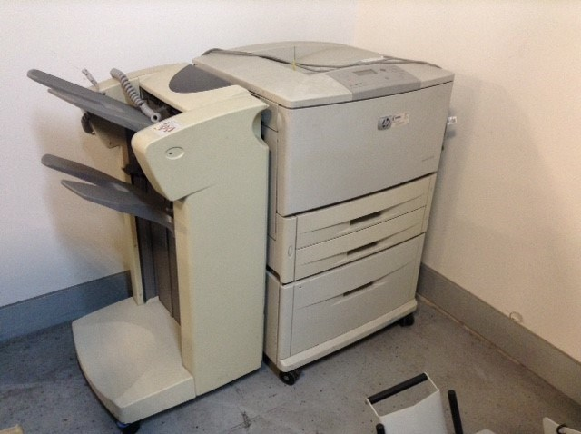 HP Laser Jet 9000 DN laser printer