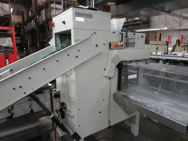 2002 Kolbus KM472A perfect binding line