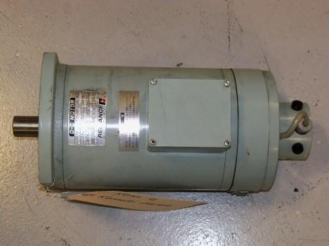 Komori DC motor; part #1750 RPM
