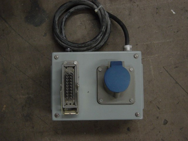 MBO CP65 self control power unit