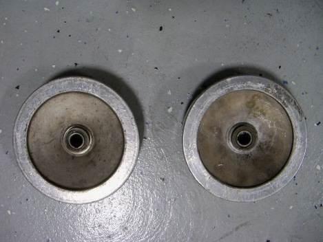 MBO hand wheels