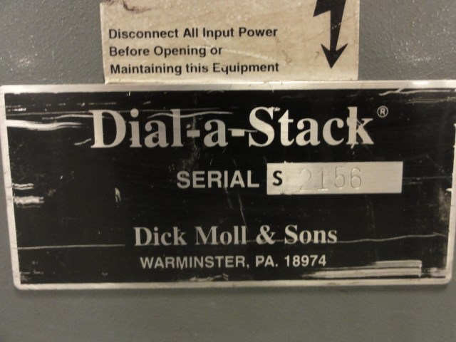 Moll Dial-A-Stack delivery