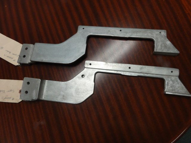 Muller Minuteman support brackets