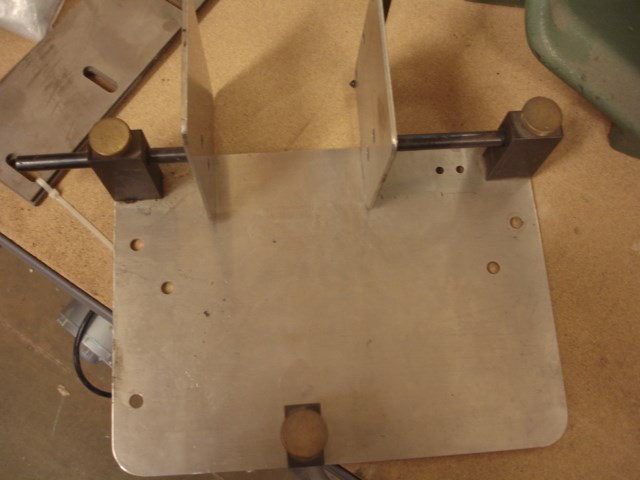 Muller small book/card attachment for 1532 style pockets