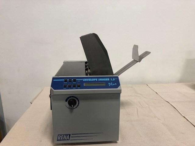 Rena Envelope Imager 1.5 Plus table top envelope addressing machine