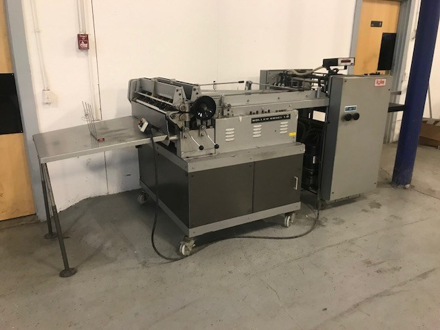 "Rollem TR30 30""  perf + score w/pile feeder"