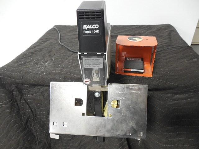 Salco Radid 106 E bench model stapler