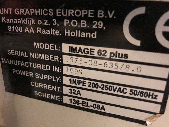 Seal Image 62 Plus 2 side laminator