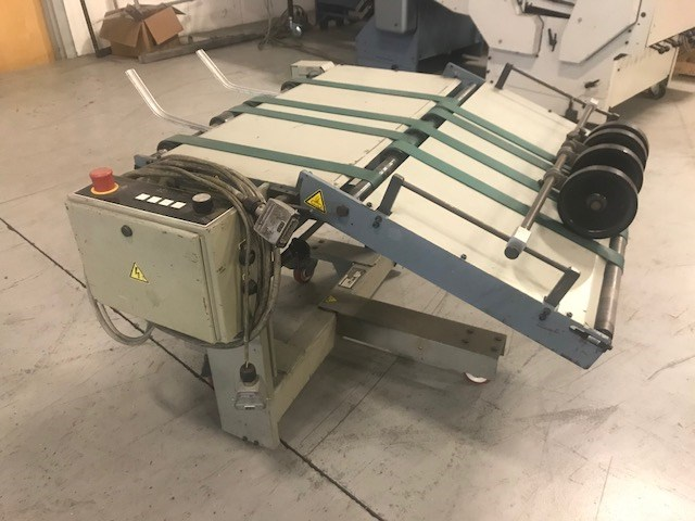 Stahl 1426A-RS delivery conveyor