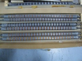 Stahl 78 size combo rollers