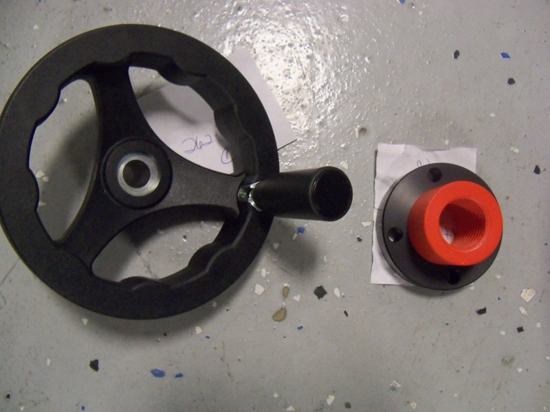 Stahl side guide wheel assembly, hanwheel