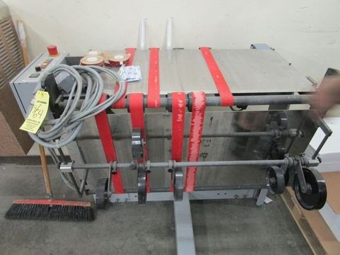 """Stahl TD78/4-B30 30"""" wide continuous fed paper folder"""