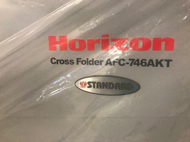 Horizon AFC-746D + RFU-74 continous feeder assembly, for folder