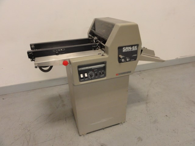 Standard SRN-9X suction rotary numbering machine