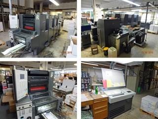 Heidelberg Printmaster 52-4