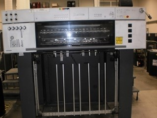 2002 Heidelberg CD 102-6+LX FULL UV