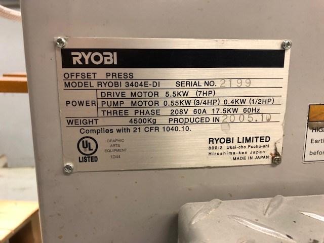 Ryobi 3304E DI