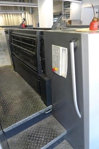 Heidelberg Speedmaster XL 105-5 + L INPRESS + AUTOPLATE XL